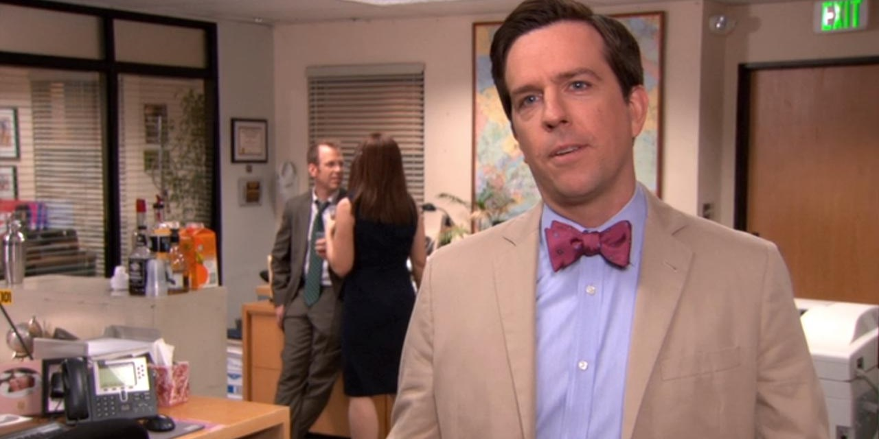 Sunday Snippet: Andy Bernard (The Office)