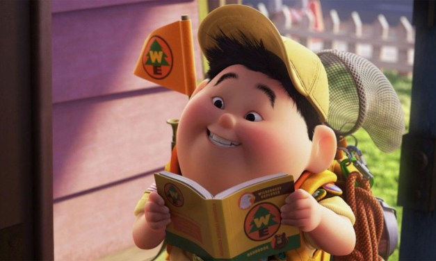 Asian and Pacific Islander Representation in Disney/Pixar Animation