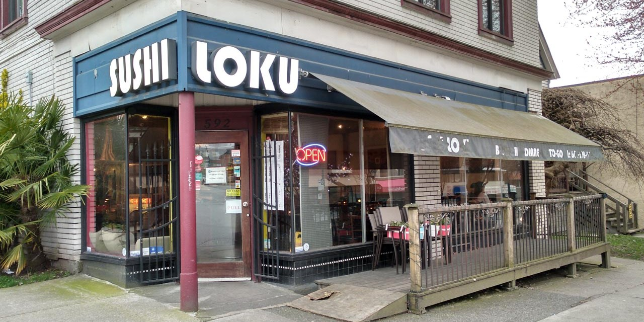 Foodie Friday: Sushi Loku on East Broadway