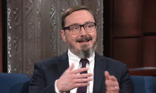 Sunday Snippet: John Hodgman on Facial Hair