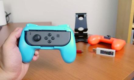 Vlog #84: Cheap Nintendo Switch Accessories