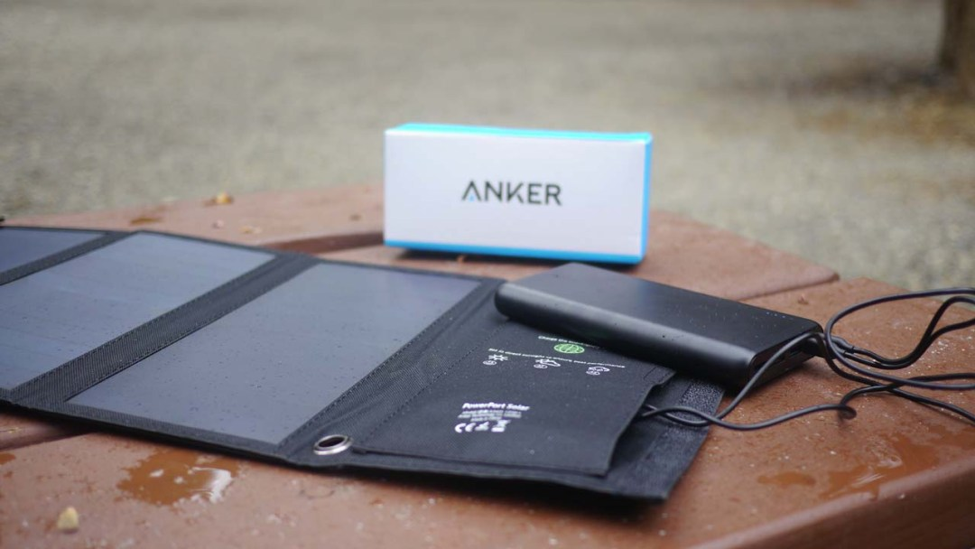 Powered by Anker #5DadsGoWild