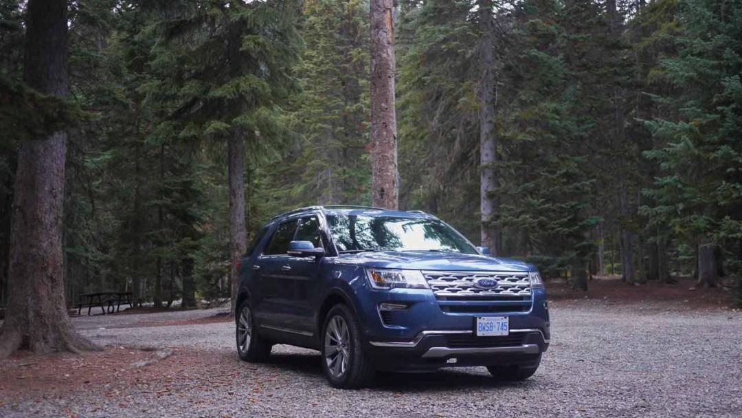 2018 Ford Explorer #5DadsGoWild
