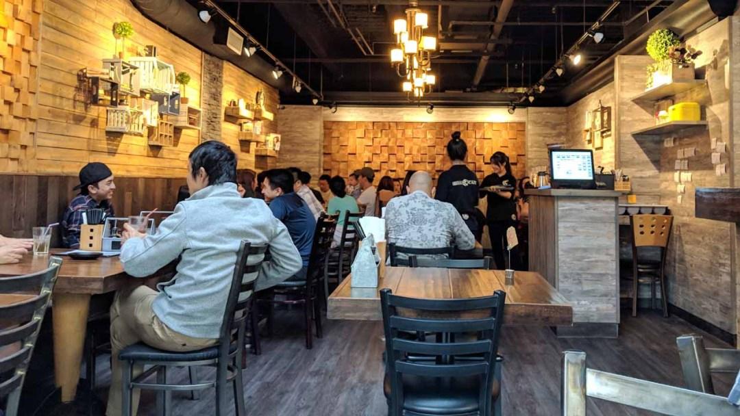 Green Leaf Cafe, Burnaby