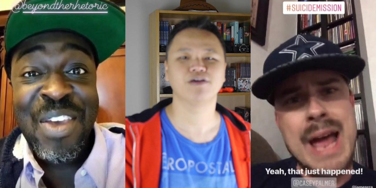 Vlog #97: Epic Rap Battle of Dad Bloggery