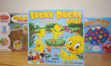 Gift Guide: Interactive Games for Preschoolers