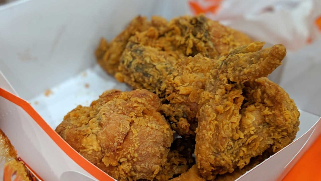 Popeyes Louisiana Kitchen (Port Coquitlam)