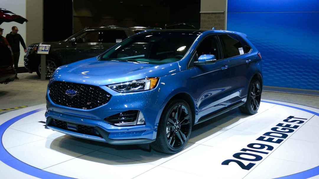 Ford Edge ST at Vancouver International Auto Show 2019