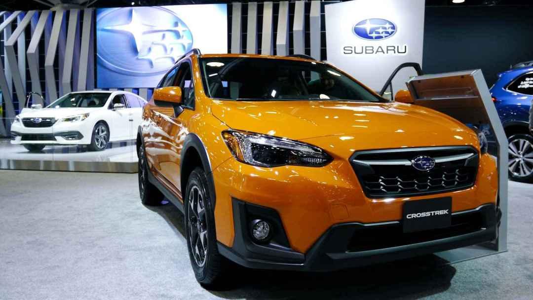 Subaru Crosstrek at Vancouver International Auto Show 2019