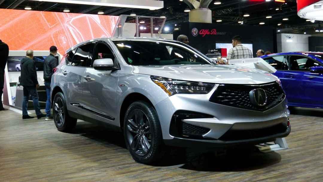 Acura RDX at Vancouver International Auto Show 2019