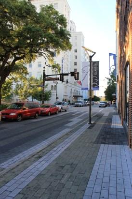 Street in Baton Rouge on June 3, 2014