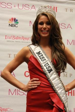 Miss USA 2014 - Nia Sanchez - Baton Rouge - 1st Press Conference - BTR360.COM - Kevin Woolsey Photo (20)