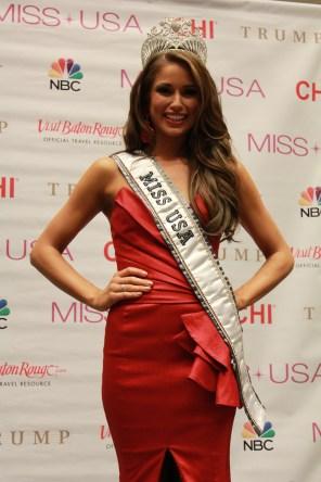 Miss USA 2014 - Nia Sanchez - Baton Rouge - 1st Press Conference - BTR360.COM - Kevin Woolsey Photo (21)