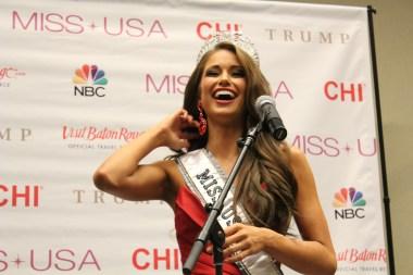 Miss USA 2014 - Nia Sanchez - Baton Rouge - 1st Press Conference - BTR360.COM - Kevin Woolsey Photo (4)