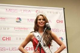 Miss USA 2014 - Nia Sanchez - Baton Rouge - 1st Press Conference - BTR360.COM - Kevin Woolsey Photo (6)