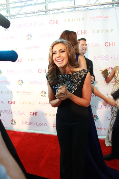 Miss USA Donald J Trump CHI Celebrity Red Carpet Visit Baton Rouge 360 Miss Universe Organization MUO Photo Kevin Woolsey (256)