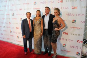 Miss USA Donald J Trump CHI Celebrity Red Carpet Visit Baton Rouge 360 Miss Universe Organization MUO Photo Kevin Woolsey (29)