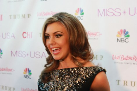 Miss USA Donald J Trump CHI Celebrity Red Carpet Visit Baton Rouge 360 Miss Universe Organization MUO Photo Kevin Woolsey (345)