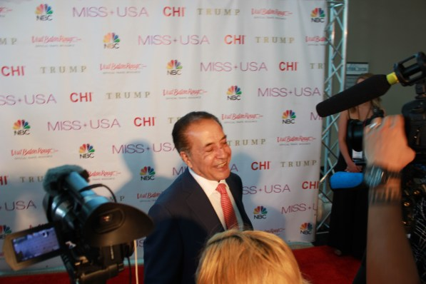 Miss USA Donald J Trump CHI Celebrity Red Carpet Visit Baton Rouge 360 Miss Universe Organization MUO Photo Kevin Woolsey (379)