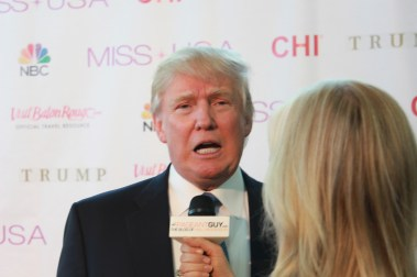 Miss USA Donald J Trump CHI Celebrity Red Carpet Visit Baton Rouge 360 Miss Universe Organization MUO Photo Kevin Woolsey (407)