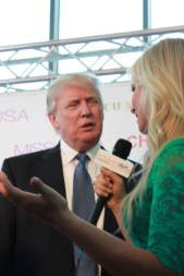 Miss USA Donald J Trump CHI Celebrity Red Carpet Visit Baton Rouge 360 Miss Universe Organization MUO Photo Kevin Woolsey (410)