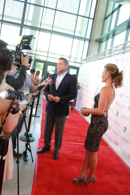 Miss USA Donald J Trump CHI Celebrity Red Carpet Visit Baton Rouge 360 Miss Universe Organization MUO Photo Kevin Woolsey (68)