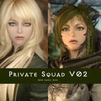 [自作フォロワー]Private Squad V02公開