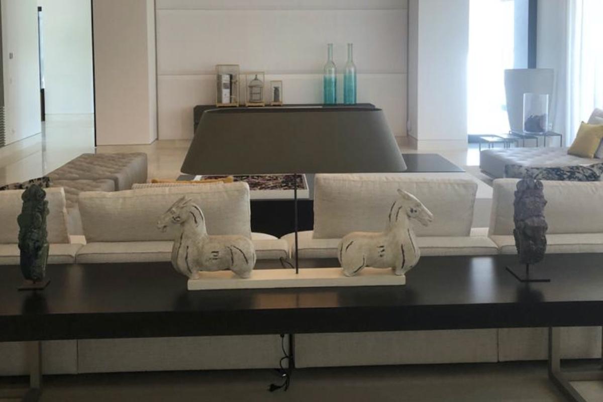 Living room area - BTR News
