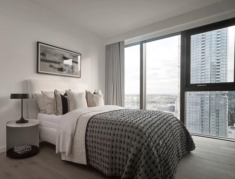 Bedroom at 10 George Street