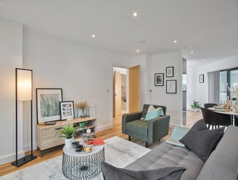 Lounge, BTR scheme, Ilford