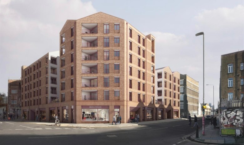 Build to Rent scheme, Hackney