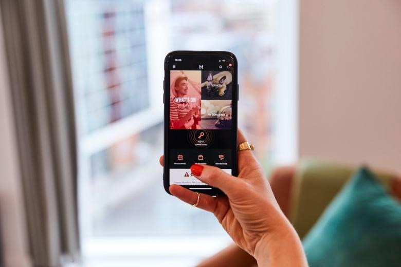 MyModa app