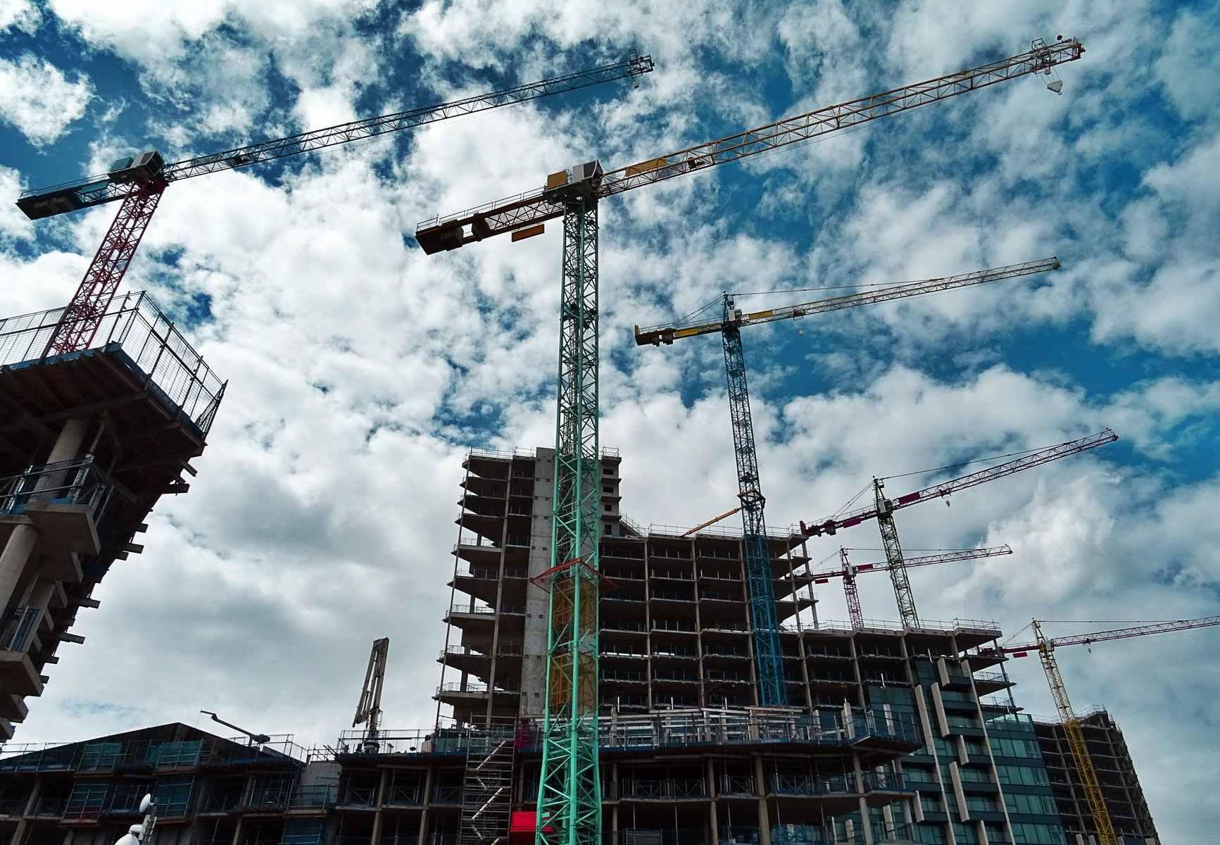 Architecture construction building