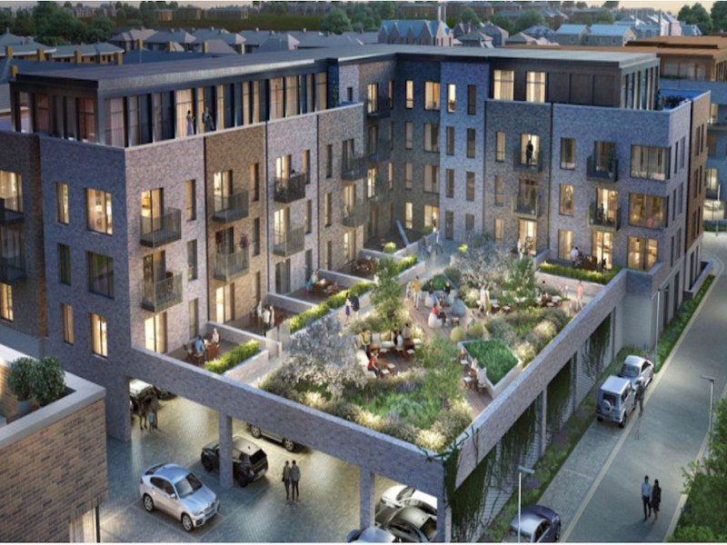 Heworth Build to Rent development, York