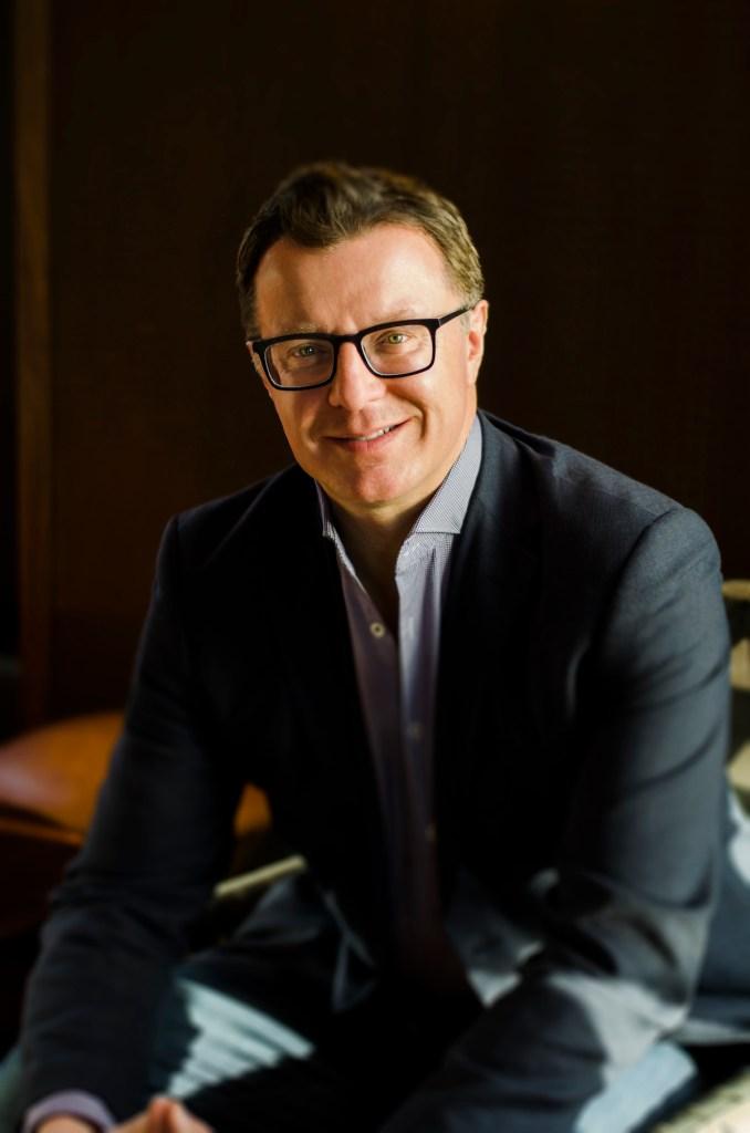 James Blakey, Planning Director, Moda Living
