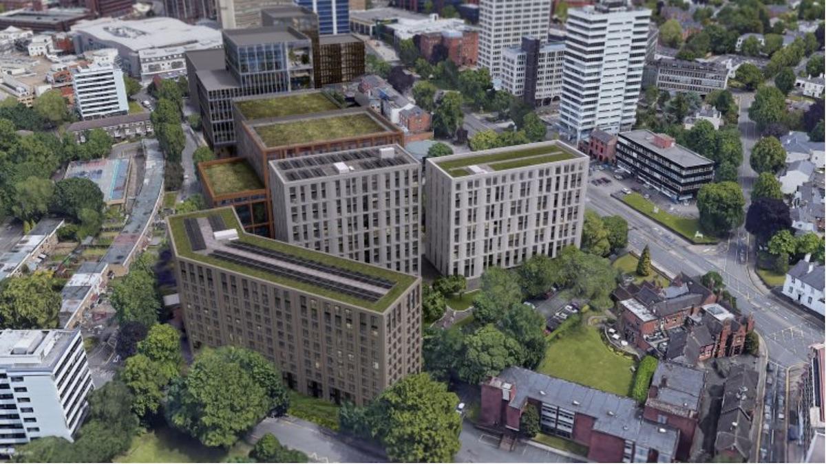 New Garden Square Build to Rent scheme