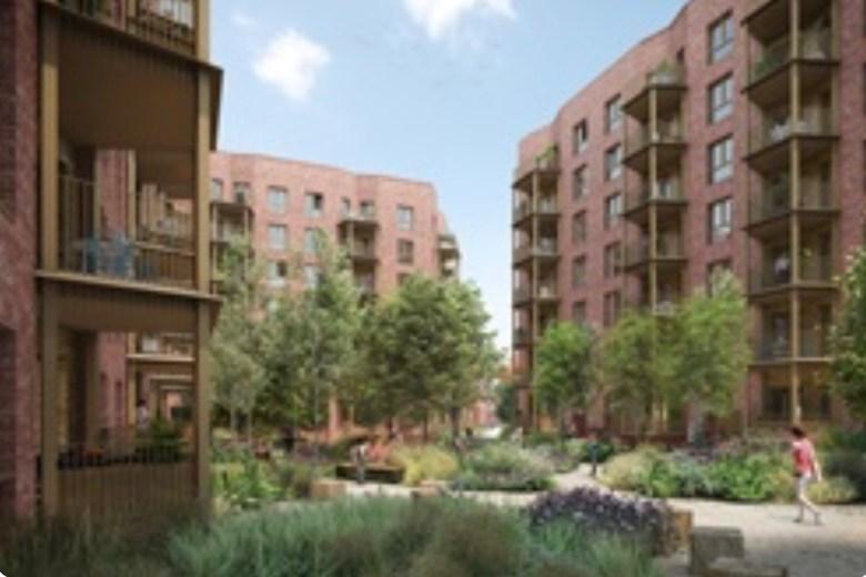Besson Street in New Cross Gate, Lewisham Council | Grainger | BTR News