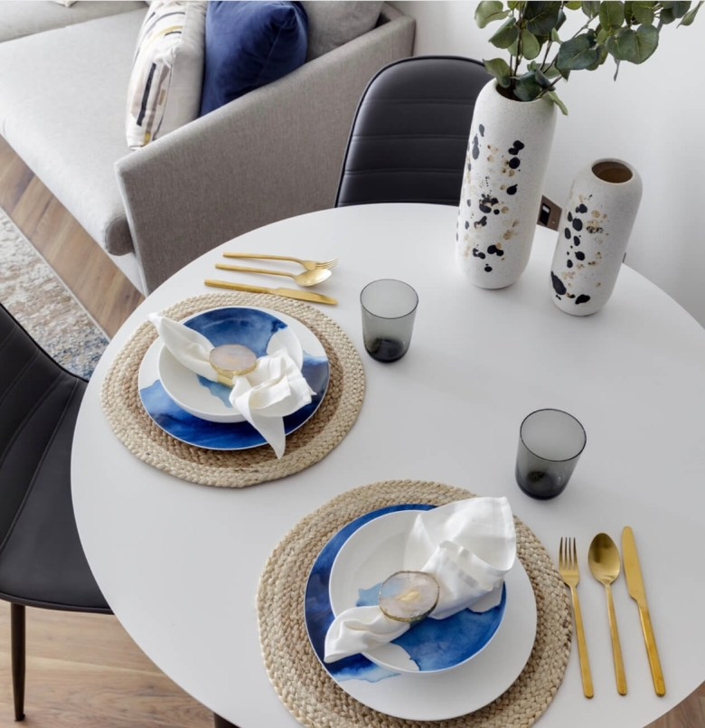Dining table at The Green Rooms | BTR News