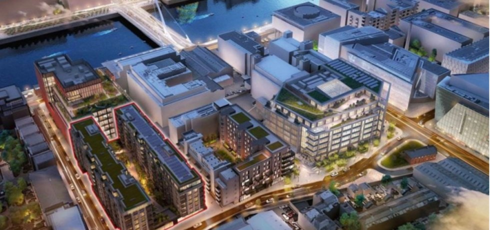 One Lime Street Build to Rent scheme, Ireland - Marlet Property Group | BTR News