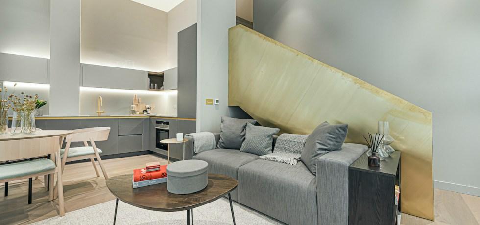 1 bedroom loft apartment at No. 4 Upper Riverside, Greenwich Peninsula - Love to Rent | BTR News