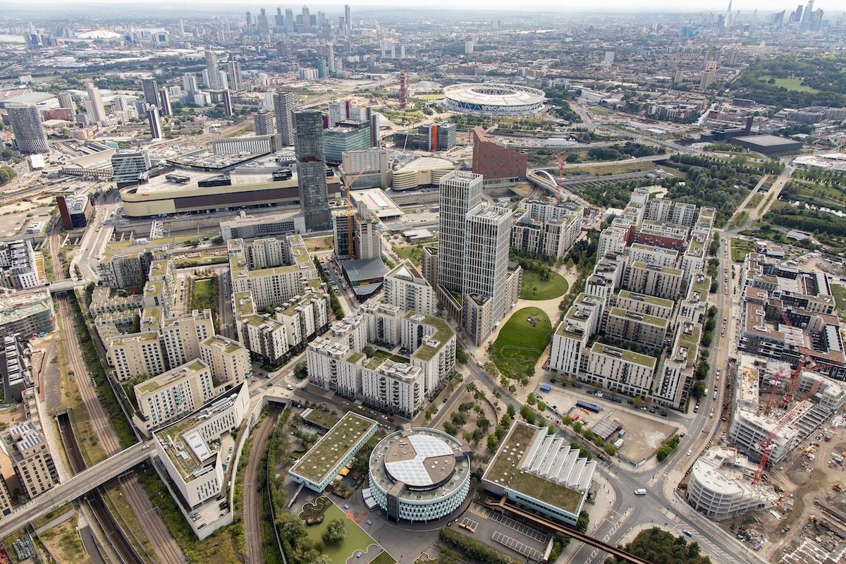 East Village at Queen Elizabeth Olympic Park | Oxford Properties | BTR News