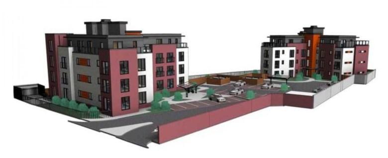 The Baseworks Build to Rent scheme, Cardiff - PropertyIndex | BTR News