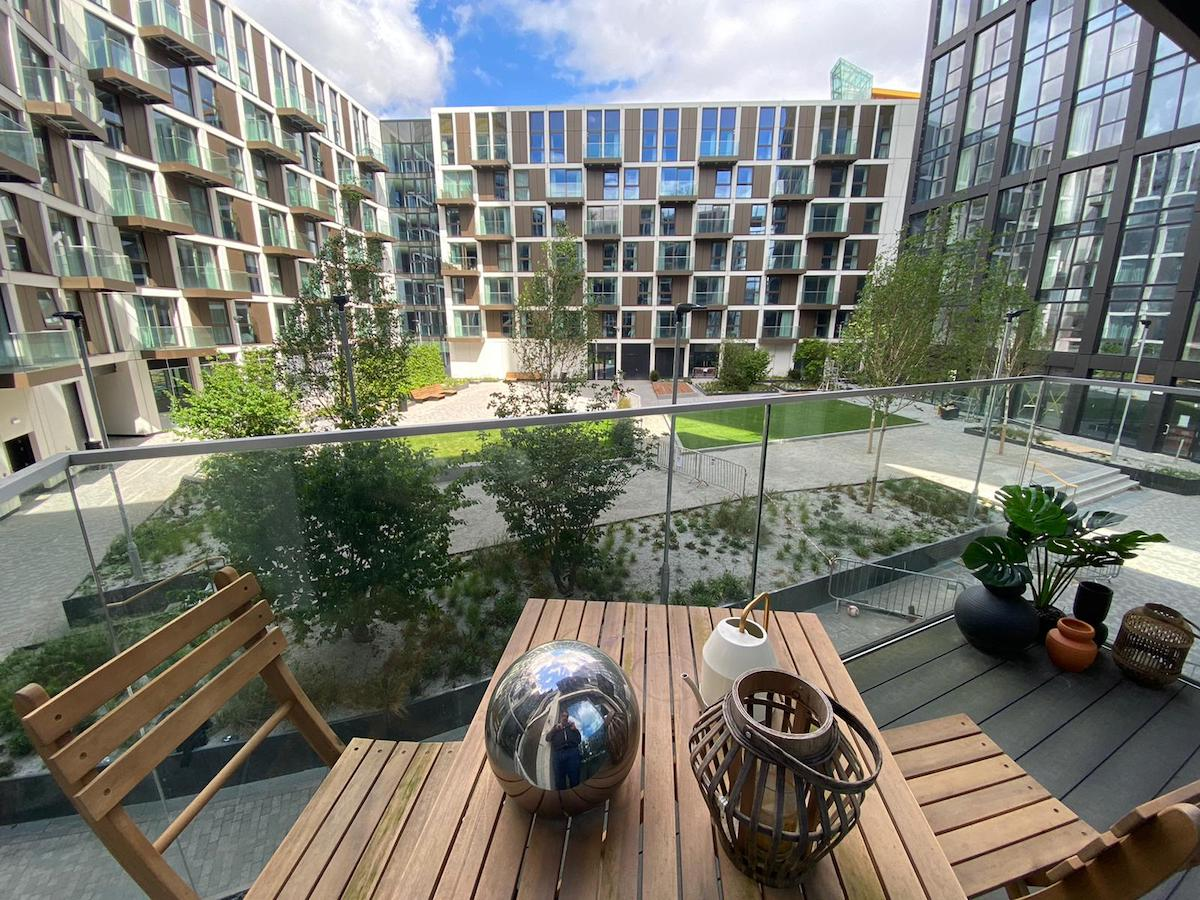 Angel Gardens courtyard - Moda Living | BTR News