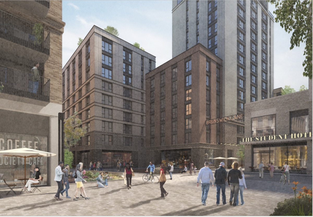 Planned Build to Rent scheme at Candleriggs Square in Glasgow - Drum Property | BTR News
