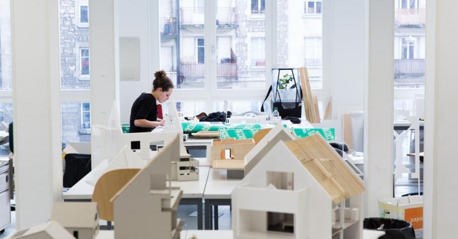 comment devenir architecte d'intérieur à distance ? - bts à