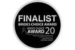 Brides Choice Awards - Finalist 20