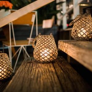 Lanterns, Candles & Vessels