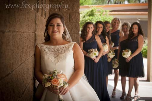 Tempe Wedding Photography Holy Spirit Church and Raven Golf Club
