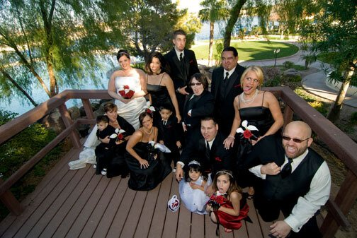 Wedding Photographer Val Vista Lakes