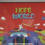 hope world ホソク 作業室